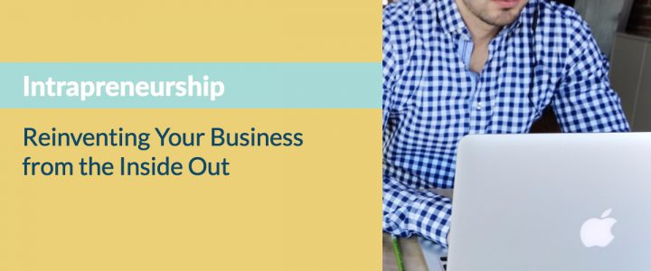 Intrapreneurship – ReInventing Your Business from the Inside Out