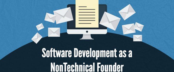 Beginnings in Software Development as a NonTechnical Founder